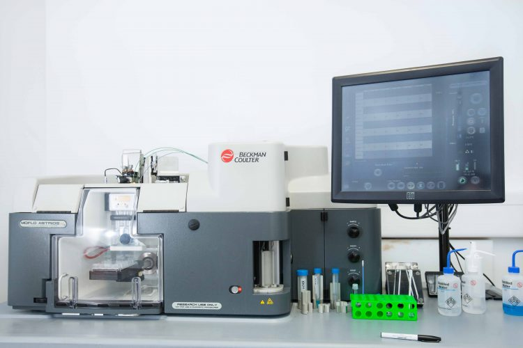 Highspeed Cellsorter